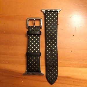 Kate Spade Leather Apple Watch Strap